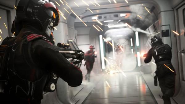 Star Wars Battlefront II screenshot