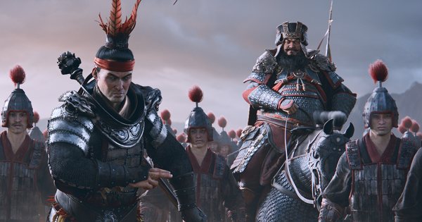 Total War: Three Kingdoms screenshot