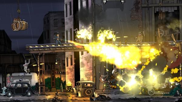 Guns, Gore & Cannoli 2 screenshot