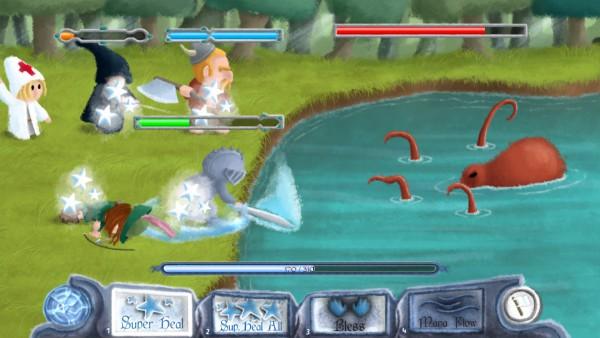 Healer's Quest screenshot