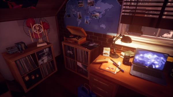 Marie's Room screenshot