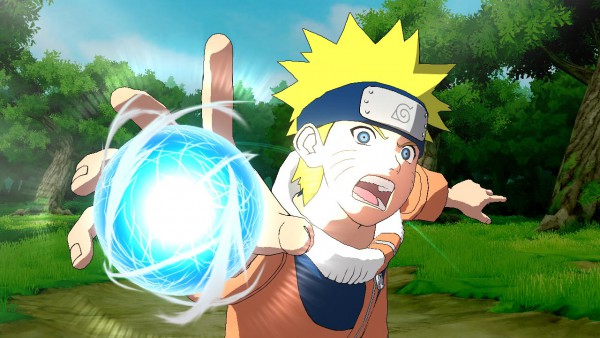 Naruto Shippuden: Ultimate Ninja Storm Trilogy screenshot