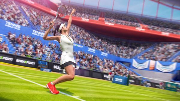 Tennis World Tour screenshot