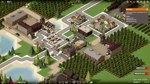 Rise of Industry screenshot