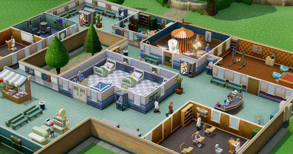Two Point Hospital screenshot