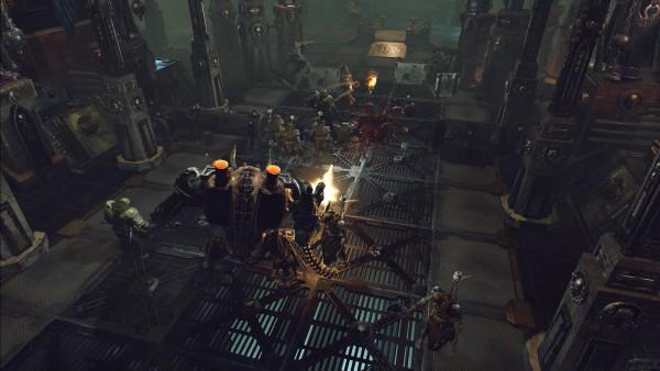 Warhammer 40,000: Inquisitor - Martyr screenshot
