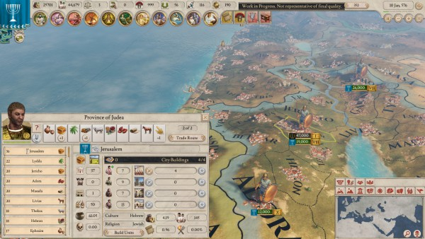 Imperator: Rome screenshot
