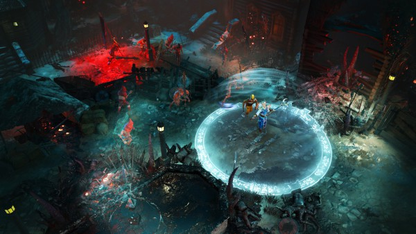Warhammer Chaosbane screenshot