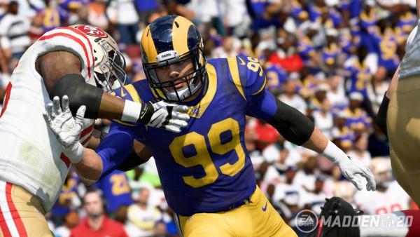 Madden NFL 20 screenshot