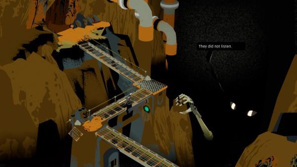 Creature in the Well screenshot