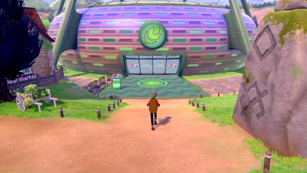 Pokémon Sword screenshot