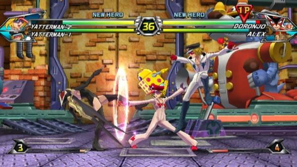 Tatsunoko vs. Capcom: Ultimate All-Stars screenshot