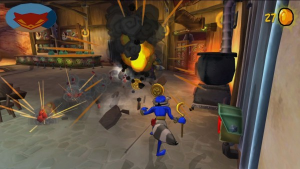 Sly Collection screenshot