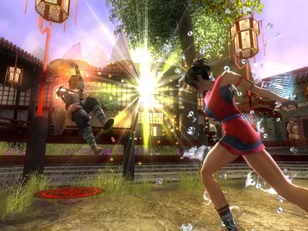 Jade Empire: Special Edition screenshot