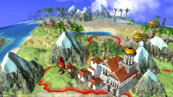 Civilization Revolution screenshot