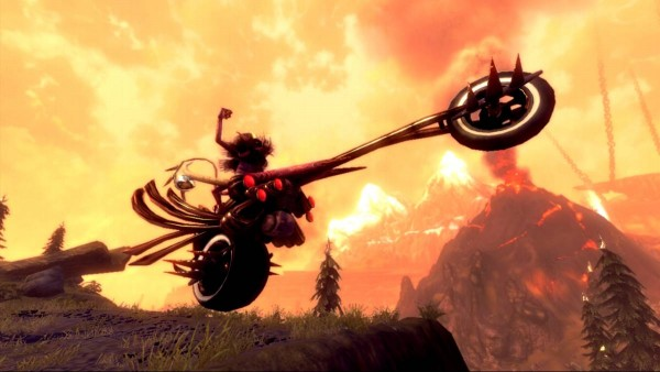 Brutal Legend screenshot